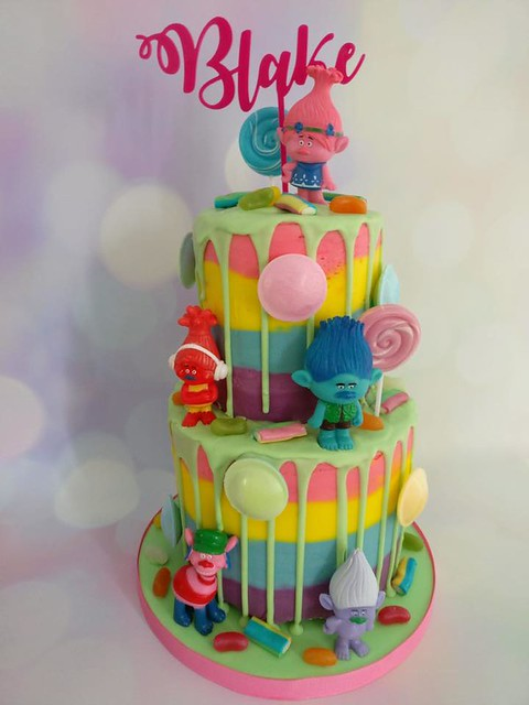 Cake by Donna's Customised Creations