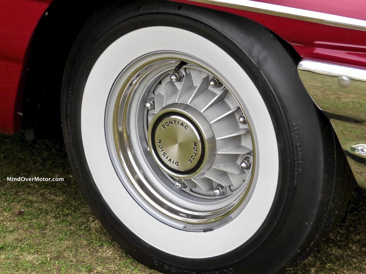 1961 Pontiac Ventura Rim