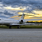 N720CH - Bombardier Global Express