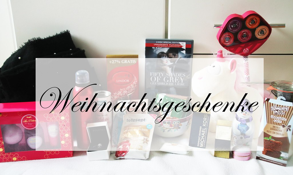 Lara Loretta ♥: meine weihnachtsgeschenke