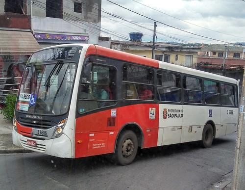 Transunião Transportes S.A. 3 6686