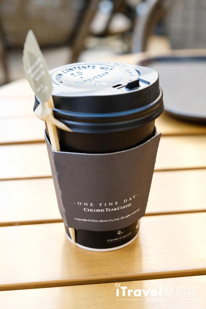 首尔美食餐厅 Chloris Tea & Coffee (20)