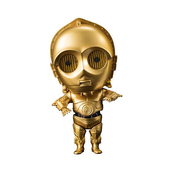 GASHAPON《星際大戰》嶄新Q-droid轉蛋系列! スター・ウォーズ