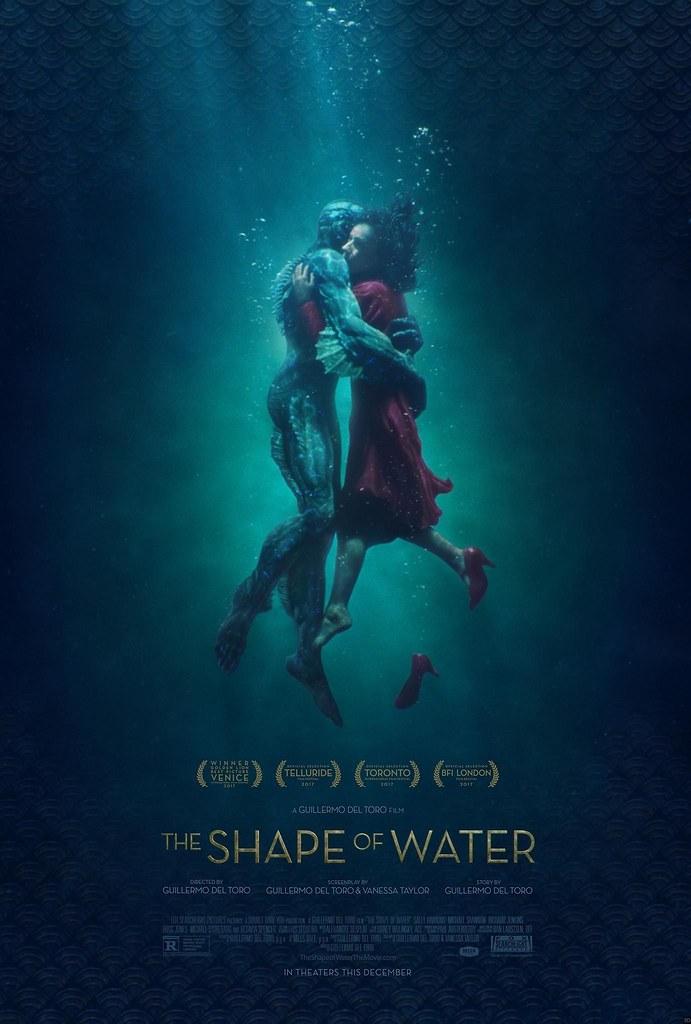 Estrenos del 2018 - La forma del agua