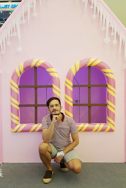 halfwhiteboy - pink stripes 03