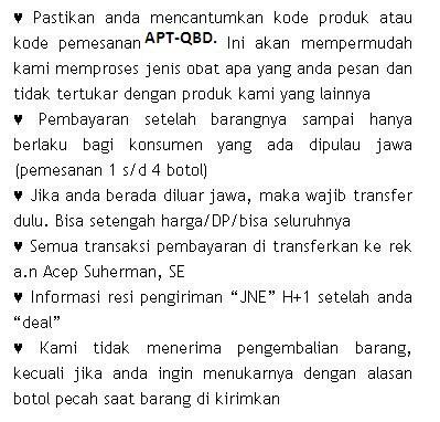 Alamat Apotik Penyedia Qnc Jelly Gamat Bandung