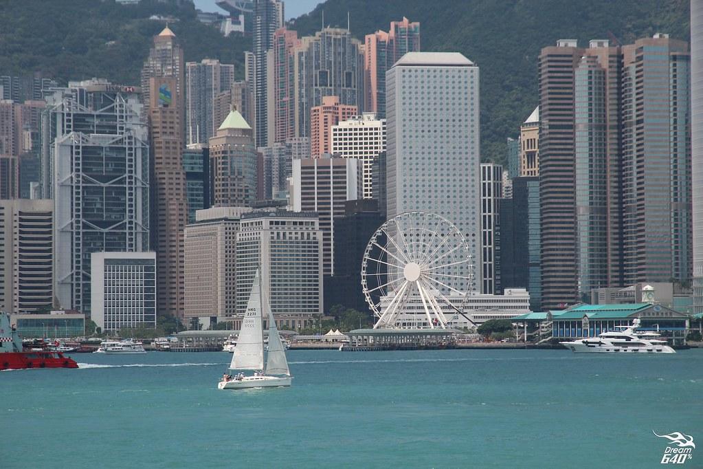 香港維多利亞港Hong Kong-20