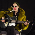 Tue, 05/12/2017 - 11:16am - St. Vincent Live in Studio A 12.5.17 Photographer: Gus Philippas