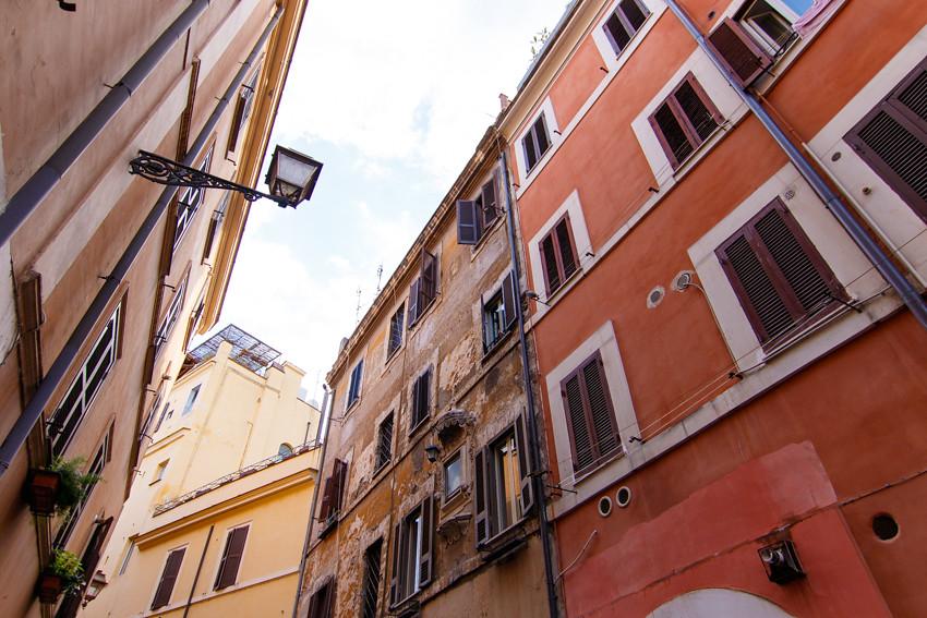 Trastevere Rome Italy November travelling-1758