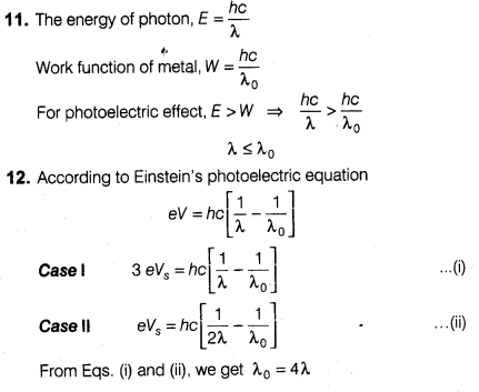 13 3 einsteins photoelectric effect equation essay Although einstein's famous equation for the photoelectric effect — for which he won the nobel prize in physics in 1921 — appears obvious today, it was an extremely bold prediction in 1905 not until years later did r a millikan finally succeed in confirming it to everyone's everyone's satisfaction.