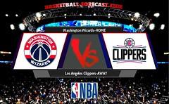 Washington Wizards-Los Angeles Clippers Dec 15 2017