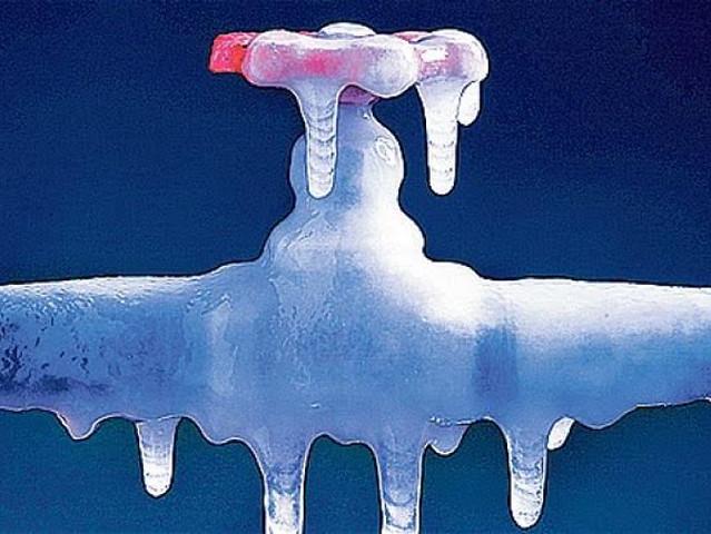 contatori ghiacciati