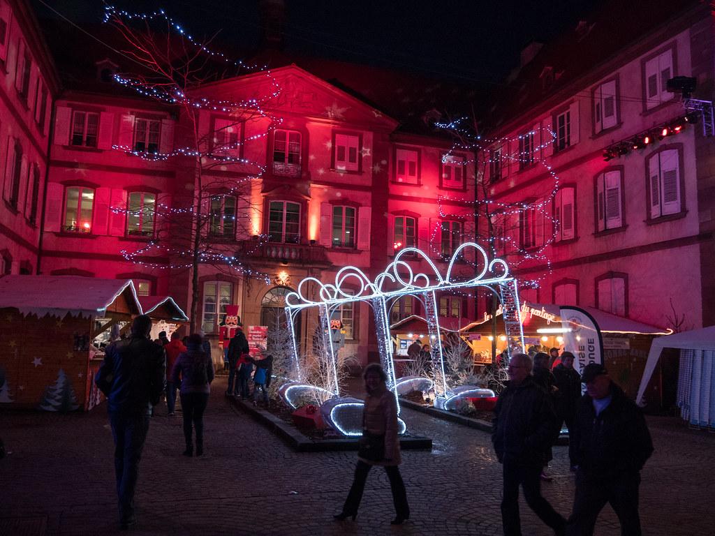 Marché de Noël à Haguenau 25244660928_e256d85f2a_b