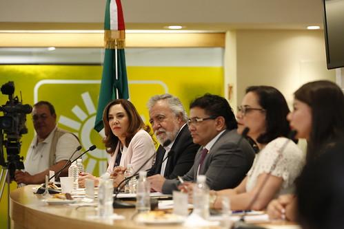 Reunión del Consejo Consultivo del Canal del Congreso  7112017