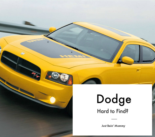 That hard to find Dodge