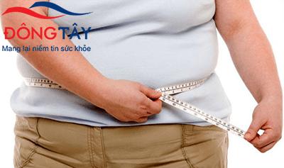 Người béo phì dễ mắc bệnh sỏi mật
