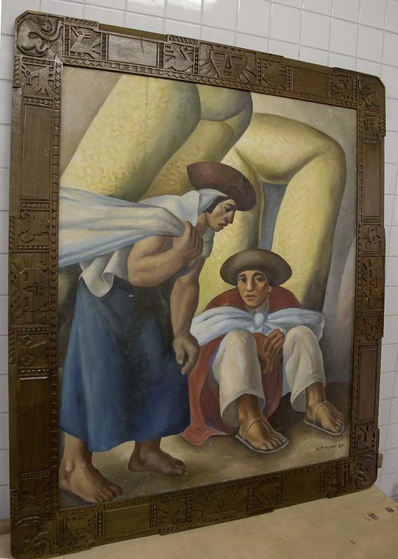Bienes patrimoniales que formarán parte del Museo Nacional llegaron a Quito
