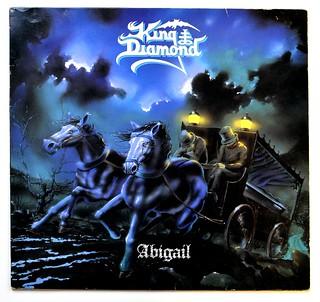 A0450 KING DIAMOND Abigail