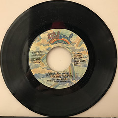 INSTANT FUNK:CRYING(RECORD SIDE-B)