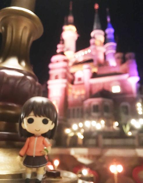 寧々さんin上海ディズニー お城編