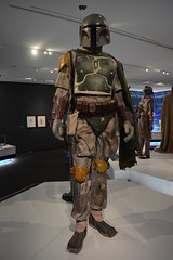 St Petersburg, FL - Museum of Fine Arts - Star Wars and the Power of Costume - Boba Fett (1983)