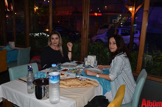 İşletme Müdürü Atilla Bülbül, Mustafa Nergiz- Alanya Et & Balık Restoran-4
