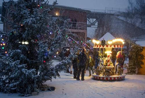 HFNBR Weihnachtsmarkt 2017