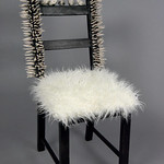 Marie Gibbons; So Many Perches and Nowhere to Sit; Item 111 - in SITu: Art Chair Auction