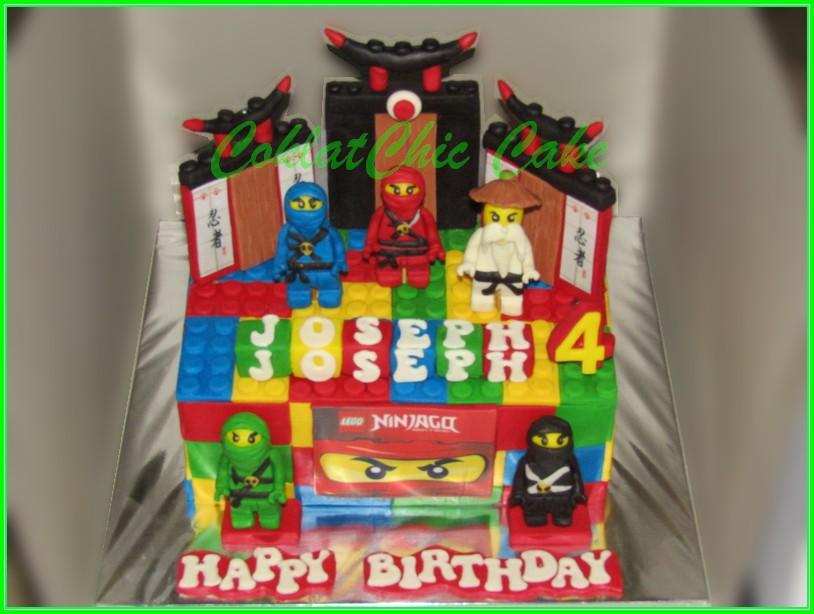 Cake Ninjago JOSEPH 20cm