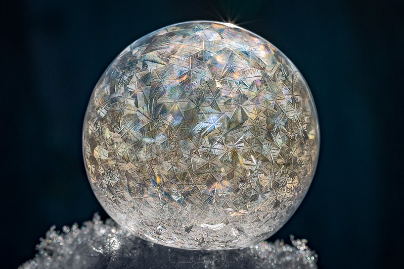 Crystal Moon by Jeanie Sumrall-Ajero