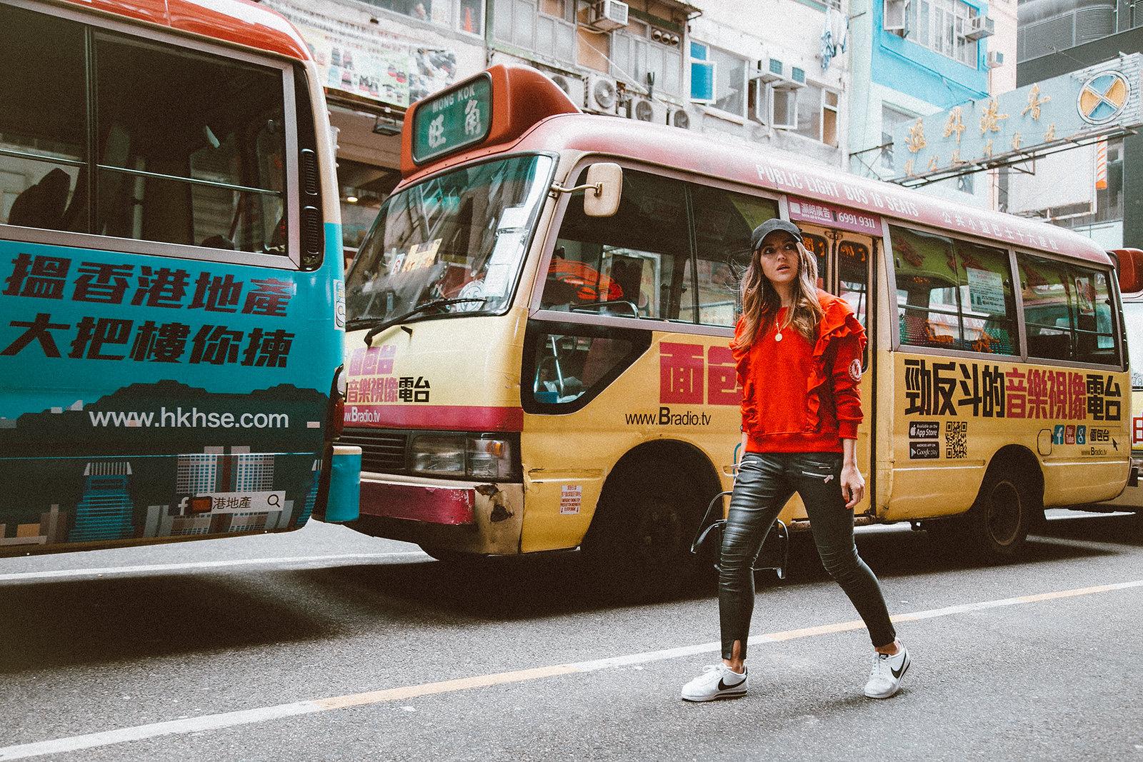 HONG KONG 3-21