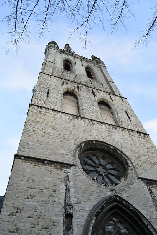 Iglesia de Santa Gertrudis Patrimonio religioso de Lovaina - 38119716675 463f158a16 c - Patrimonio religioso de Lovaina