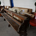 Church pew E150