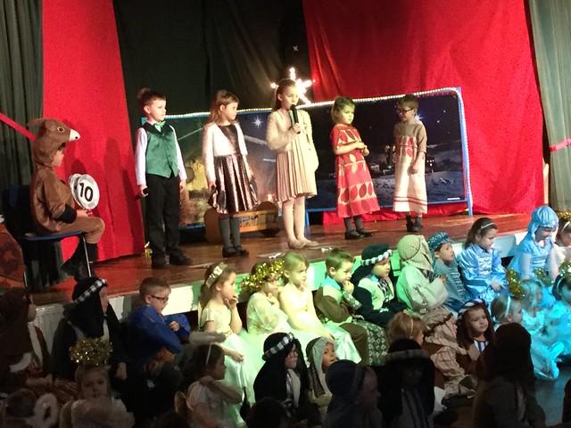Infants Christmas Performance