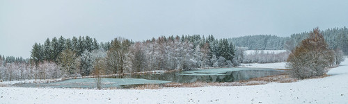 Winter No. 6 - Upper Franconia, Germany