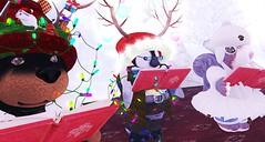 Tinies Caroling: Merry Wootmas!