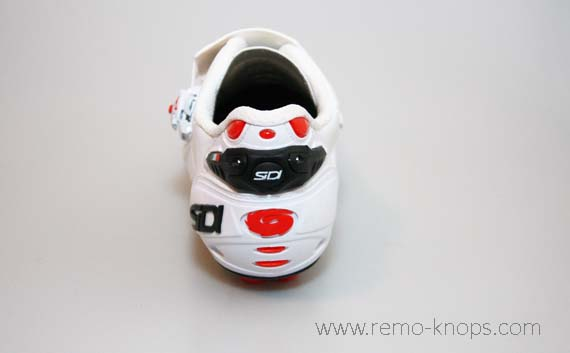 Sidi Wire SP shoes review – Speedplay Carbon Sole 7921