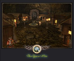 Once Upon A Mine - Village