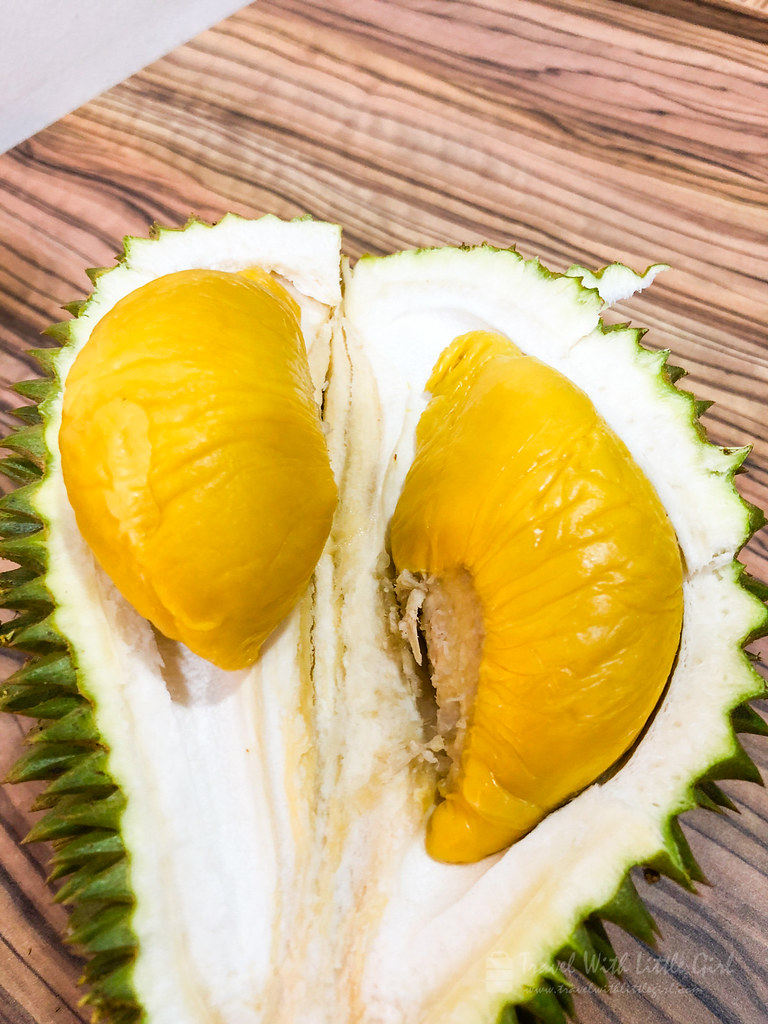 Musang King, Durians for Two