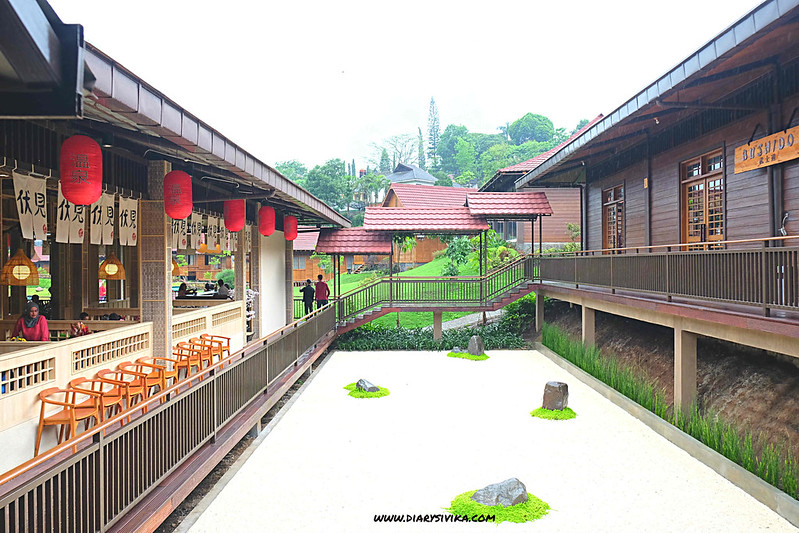 the onsen resort batu 3