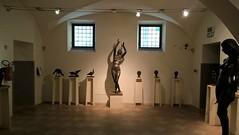 """Sala della donazione """"Bruno Bartoccini""""."""