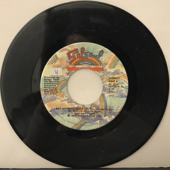 INSTANT FUNK:I GOT MY MIND MADE UP(RECORD SIDE-A)