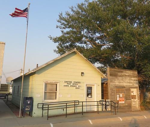 Post Office 82217 (Hawk Springs, Wyoming)