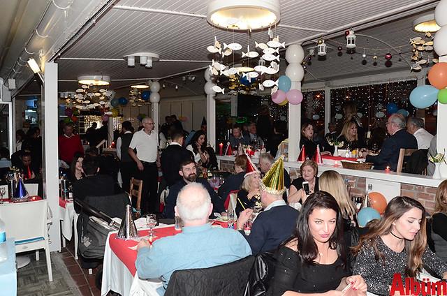 Rıhtım Restoran yıl başı kutlaması -3