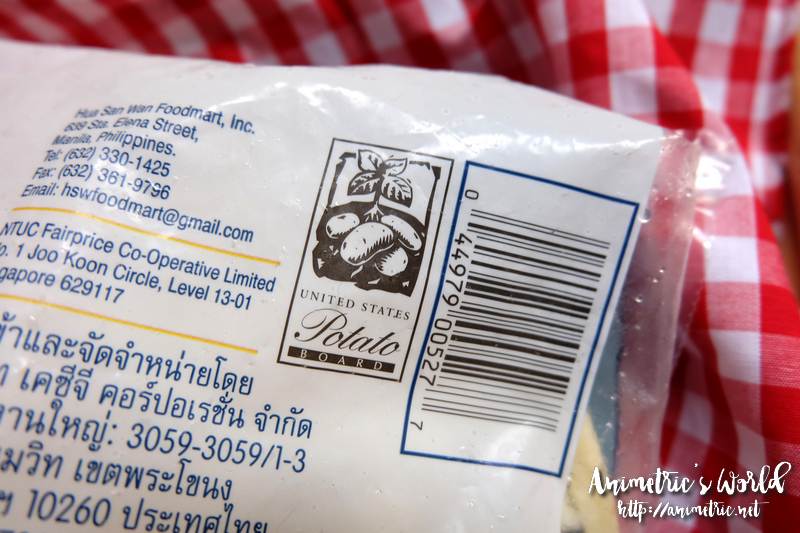 Pinoy Style Poutine US Potatoes Recipe