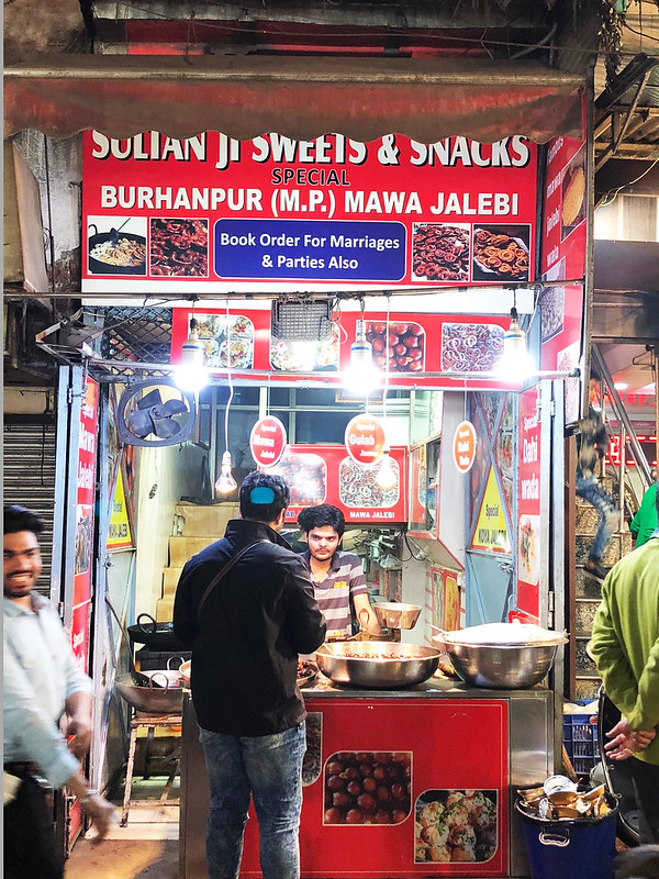 City Food - Black Jalebis, Sultanji Sweets & Snacks