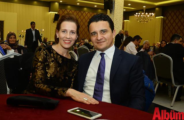 Minna Cimrin, Şükrü Cimrin