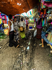 5-day market - Phayartaung