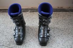 Lyžařské boty - přeskáče, 41 - titulní fotka