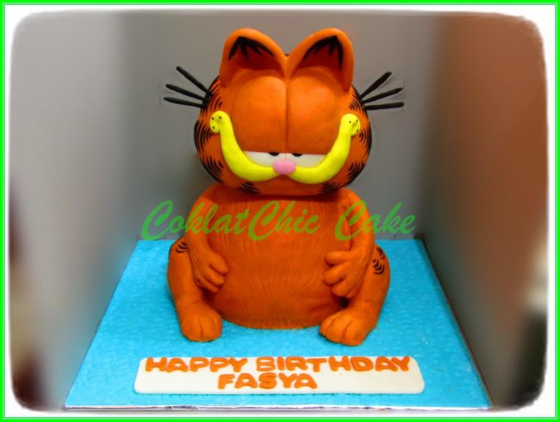 Cake Garfield FASYA 20cm